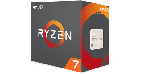 AMD RYZEN 7 1700X Processor 3.8/3.4GHZ 8 Core 16 Thread 95W TDP AM4 Retail Box *No HSF