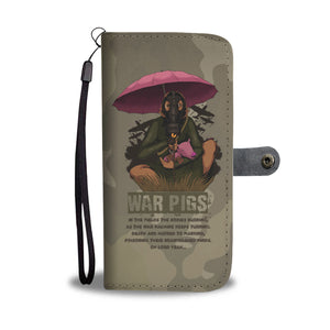 Rock Your Phone - War Pigs Wallet Case
