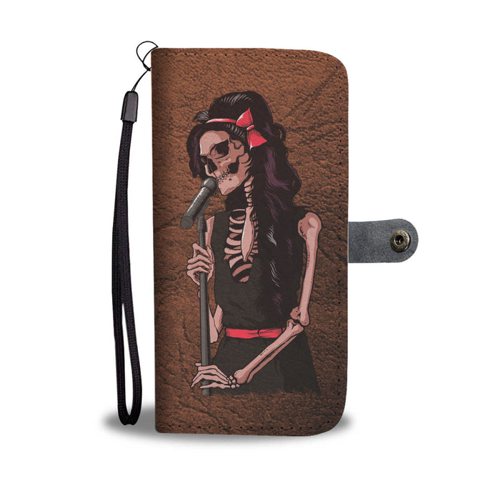 Rock Your Phone - Amy Jade Wallet Case