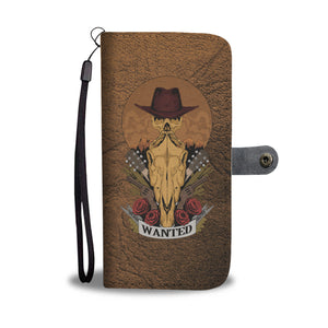 Rock Your Phone - Wanted Dead or Alive Wallet Case