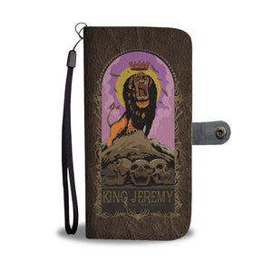 Rock Your Phone - Jeremy Wallet Case