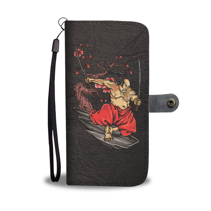 Rock Your Phone - Samrai Wallet Case
