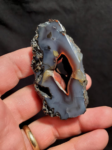 RED FOX AGATE #6