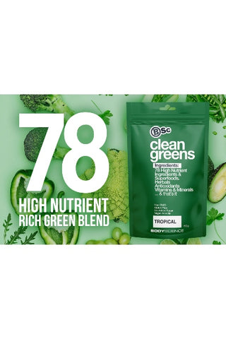 Clean GREENS 150gm