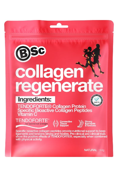 Collagen Regenerate with Tenderforte - Body Science New Zealand