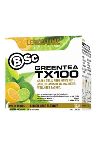 Green Tea TX100