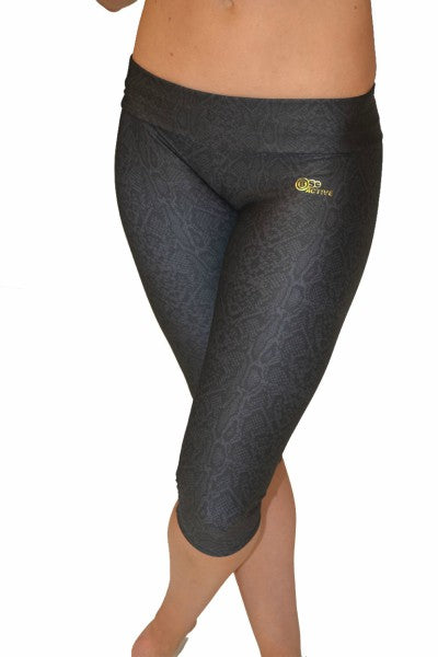 BODY Active Capri - Womens Viper