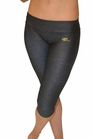 BODY Active Capri - Womens Viper - Body Science New Zealand