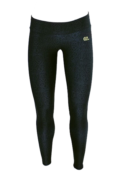 BODY Active Tights - Womens Viper