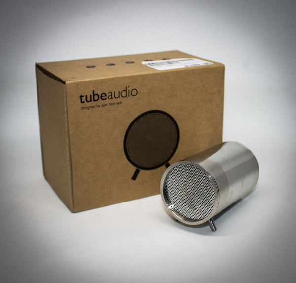 Tube Audio Speaker