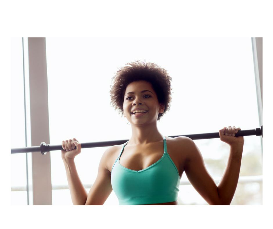 Why Women Love Weight Training