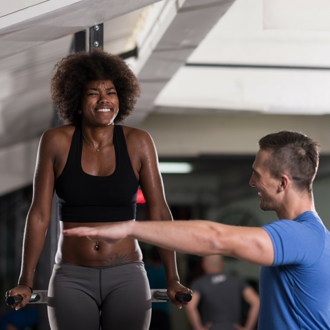 How to Be More Confident at The Gym