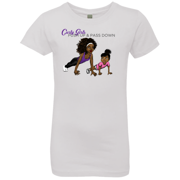 Princess Push Up T-Shirt