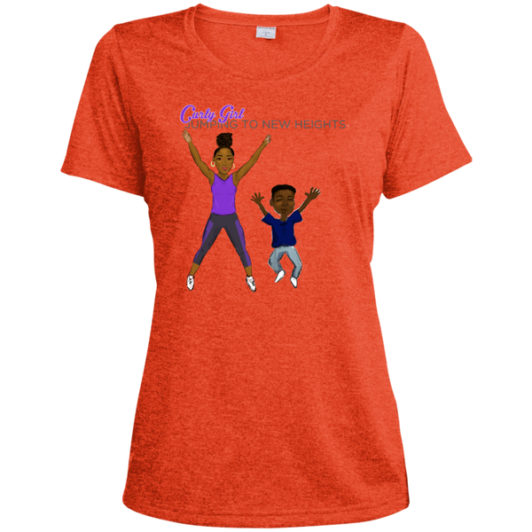 Jumping Jacks Dri-Fit Moisture-Wicking Tee