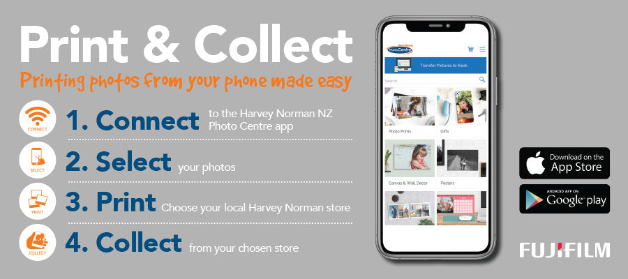 Print and Collect photos