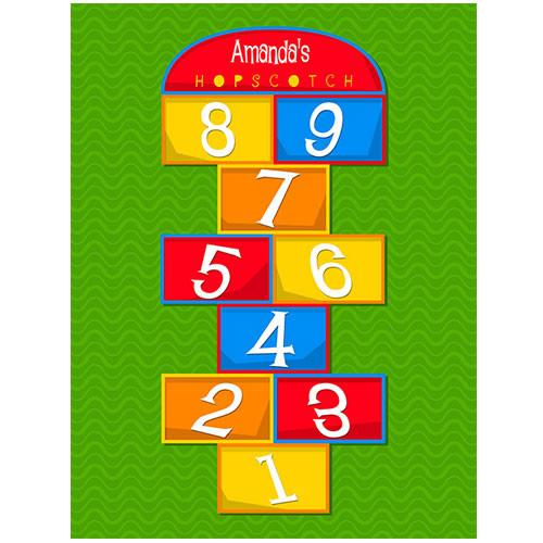 Medium Hopscotch Play Blanket