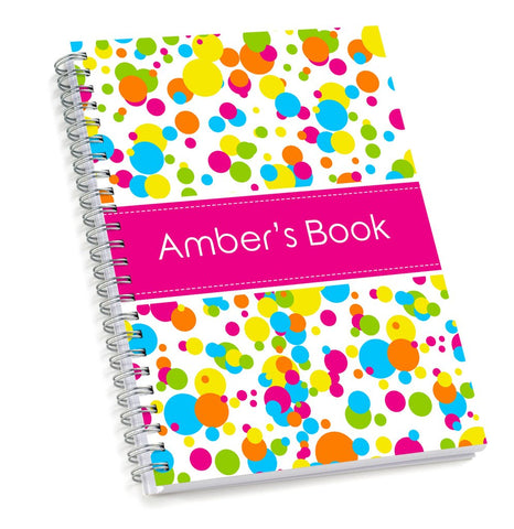 Bubbles Sketch Book