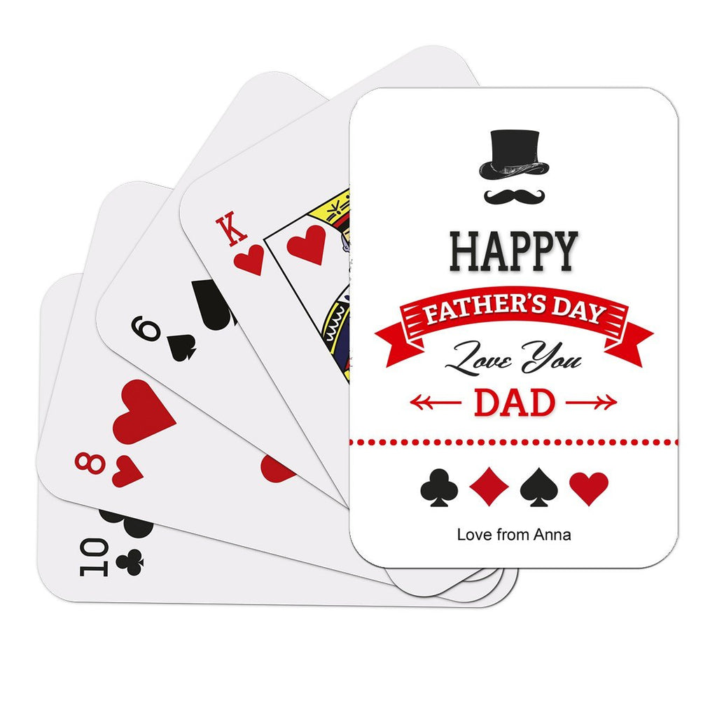 Top Hat Playing Cards