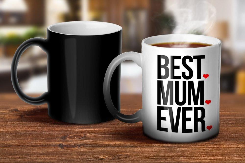 Best Mum Ever Magic Mug