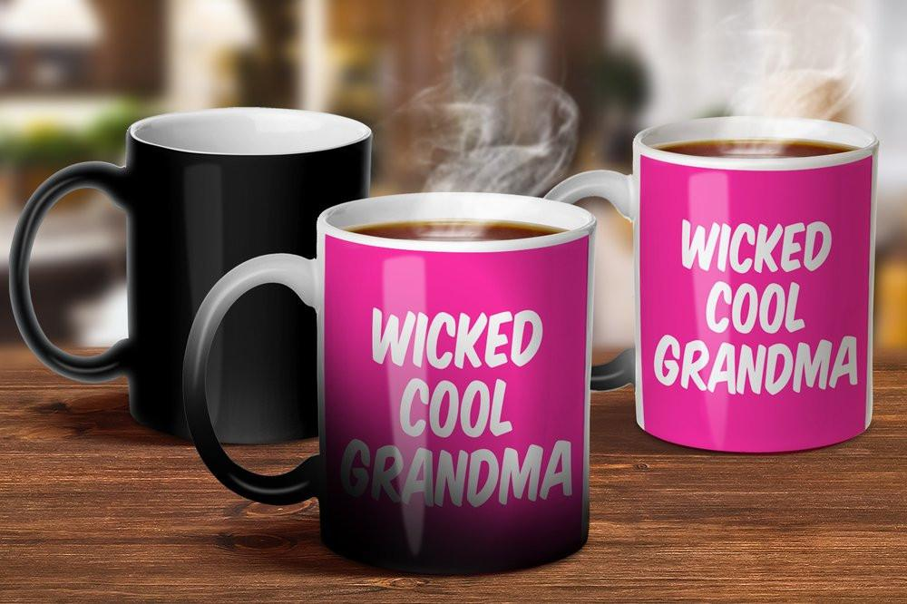 Wicked Cool Grandma Magic Mug