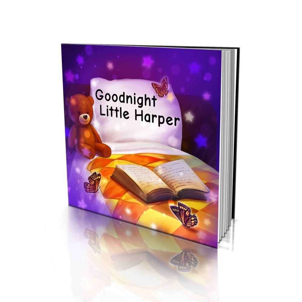 Soft Cover Story Book - Goodnight