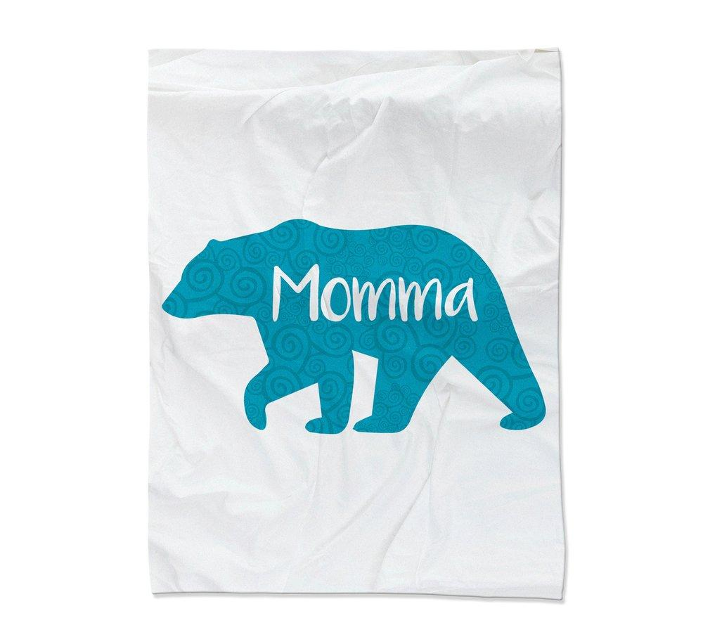 Momma Blanket - Medium
