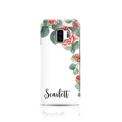 Roses Phone Case - Samsung Galaxy