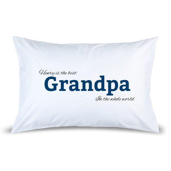 Grandpa Pillow Case