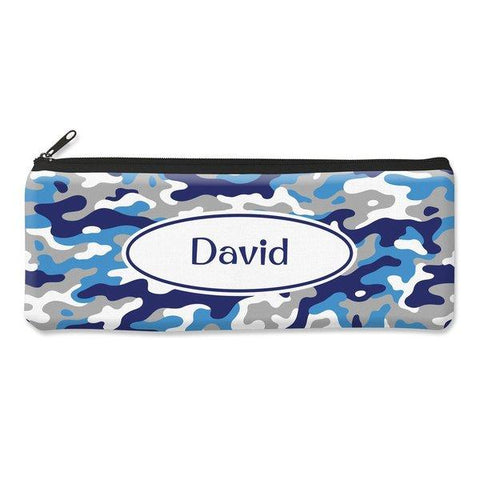 Camo Pencil Case - Large