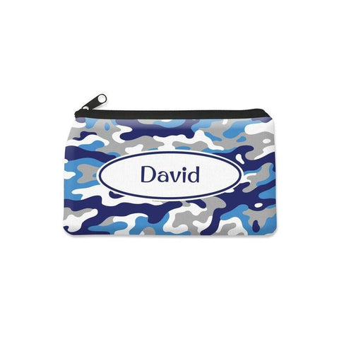 Camo Pencil Case - Regular