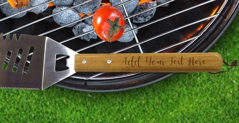 "Add Your Own Message BBQ Tool ""Temporarily Out of Stock"""