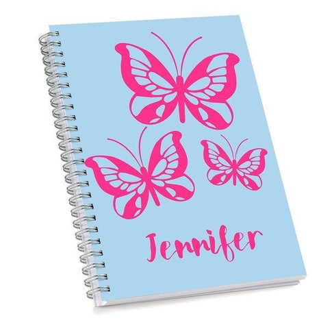 Butterflies Sketch Book