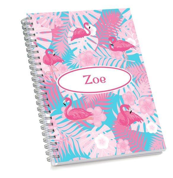 Flamingo Sketch Book