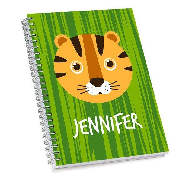 Tiger Sketch Book