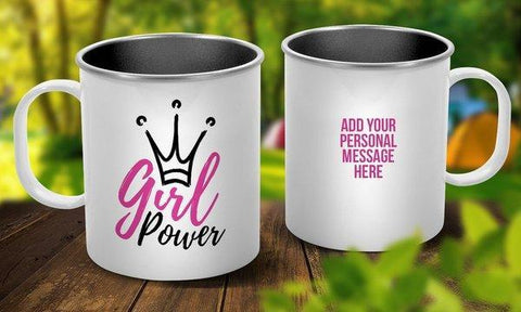 Girl Power Outdoor Mug