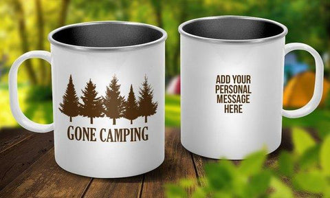 Gone Camping Outdoor Mug