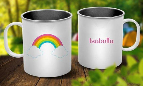Rainbow Outdoor Mug