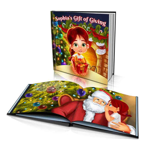 Gift of Giving Hard Cover Story Book