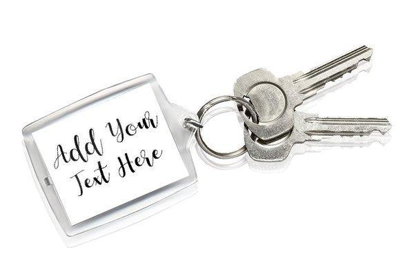 Add Your Own Message Keyring