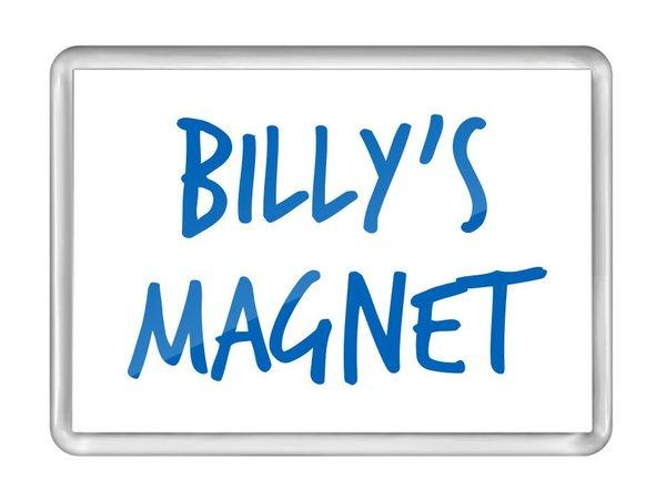 Name Fridge Magnet
