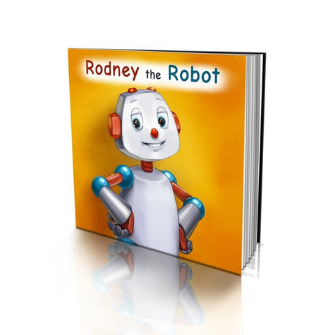 Rodney the Robot Soft Cover Story Book