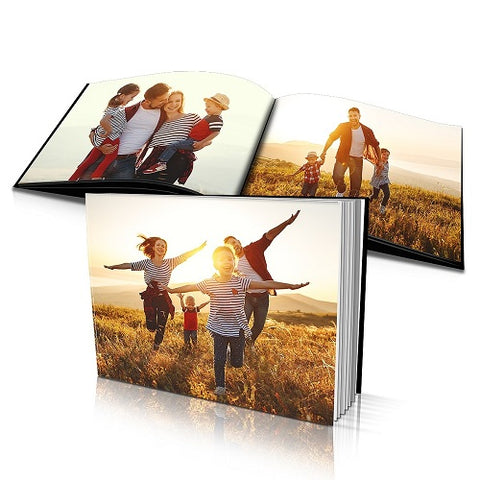 "6 x 8"" Personalised Soft Cover Photo Book (22 Pages)"