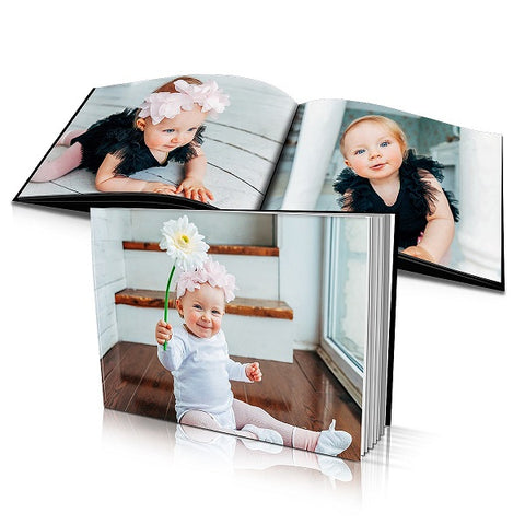 "6 x 8"" Personalised Soft Cover Photo Book (40Pages)"