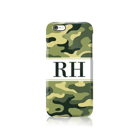 Camouflage Phone Case - Apple iPhone