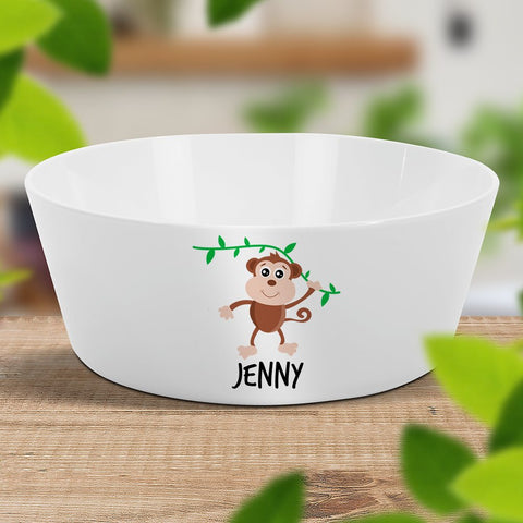 Monkey Kids Bowl