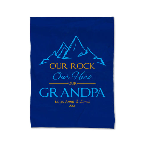 Rock Blanket - Large