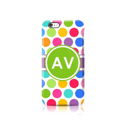 Dotty Phone Case - Apple iPhone