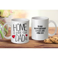 Home Is Where Mug