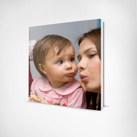 "8 x 8"" Personalised Hard Cover Photo Book"