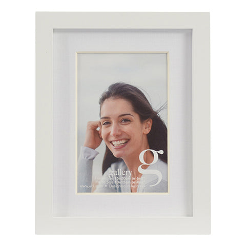 "Gallery 8x10"" Frame with Matted 5x7"" Photo"